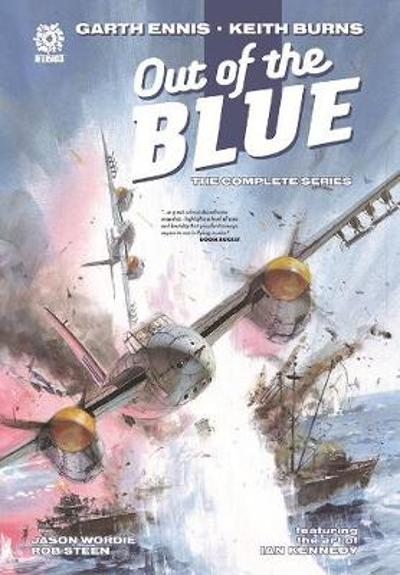 OUT OF THE BLUE: The Complete Series HC - Garth Ennis