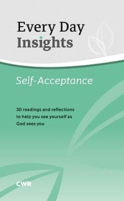 Every Day Insights: Self-Acceptance - Rosalyn Derges