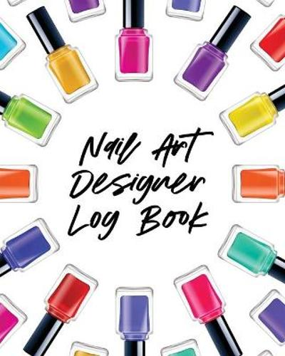 Nail Art Design Log Book - Patricia Larson