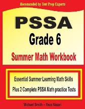 STAAR Grade 4 Summer Math Workbook - Michael Smith