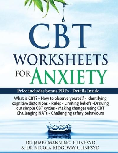 CBT Worksheets for Anxiety - James Manning