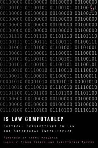 Is Law Computable? - Simon Deakin