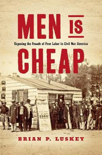 Men Is Cheap - Brian P. Luskey