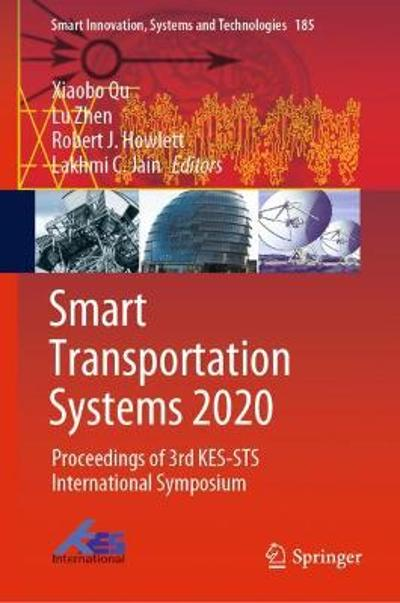 Smart Transportation Systems 2020 - Xiaobo Qu