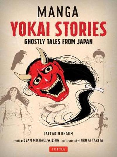 Manga Yokai Stories - Lafcadio Hearn
