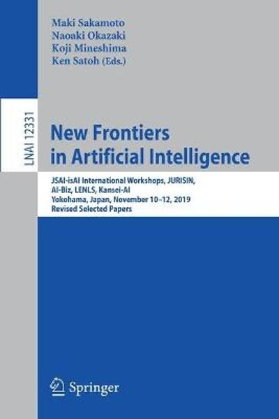 New Frontiers in Artificial Intelligence - Maki Sakamoto