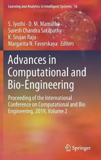 Advances in Computational and Bio-Engineering - S. Jyothi