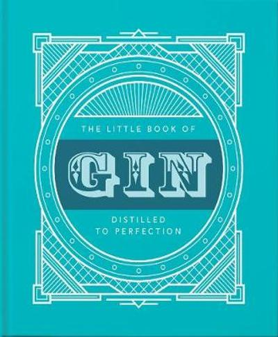 The Little Book of Gin - Orange Hippo!