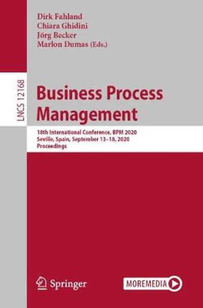 Business Process Management - Dirk Fahland