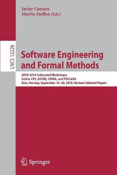 Software Engineering and Formal Methods - Javier Camara