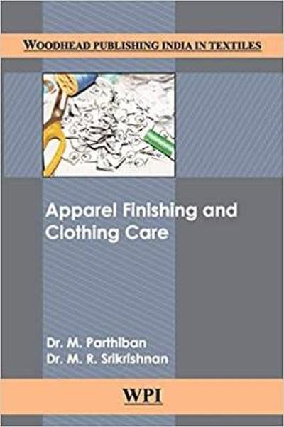 Apparel Finishing and Clothing Care - M Parthiban