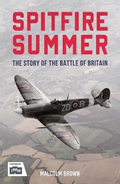 Spitfire Summer - Malcolm Brown