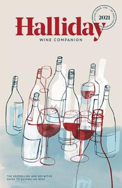 Halliday Wine Companion 2021 - James Halliday