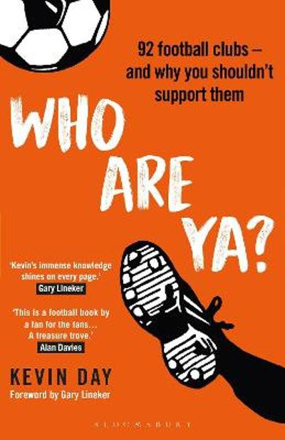 Who Are Ya? - Kevin Day
