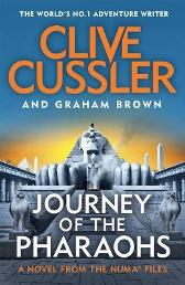 Journey of the Pharaohs - Clive Cussler Graham Brown