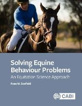 Solving Equine Behaviour Problems - Rose M Scofield Ali Thompson