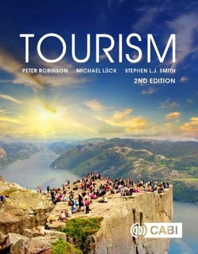 Tourism - Dr Peter Robinson