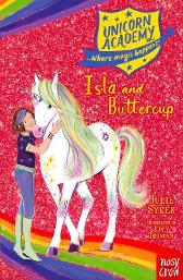Unicorn Academy: Isla and Buttercup - Julie Sykes Lucy Truman