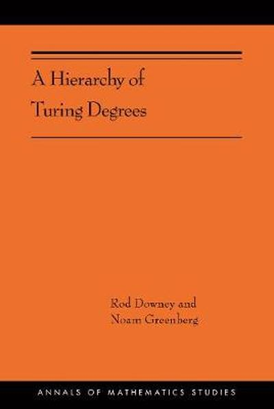 A Hierarchy of Turing Degrees - Rod Downey