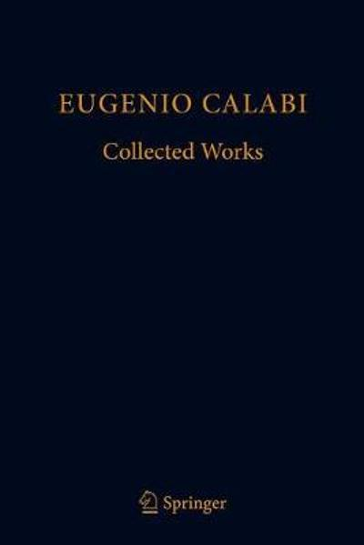 Collected Works - Eugenio Calabi