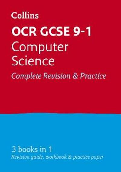 OCR GCSE 9-1 Computer Science All-in-One Complete Complete Revision and Practice - Collins GCSE