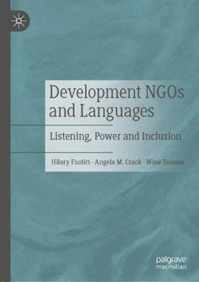 Development NGOs and Languages - Hilary Footitt