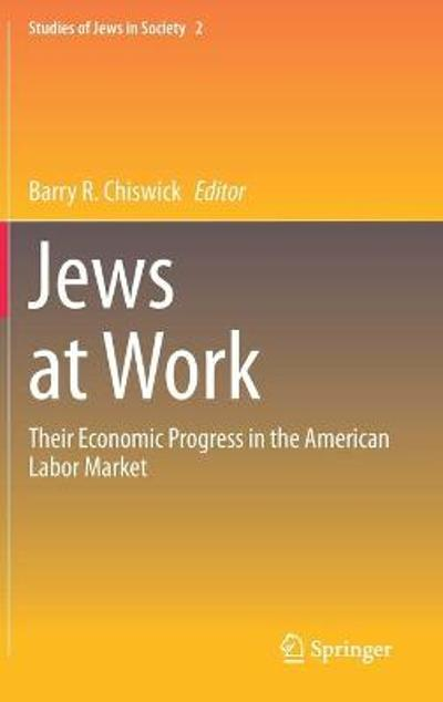 Jews at Work - Barry R. Chiswick