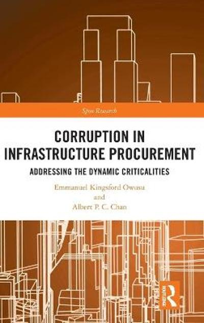 Corruption in Infrastructure Procurement - Emmanuel Kingsford Owusu
