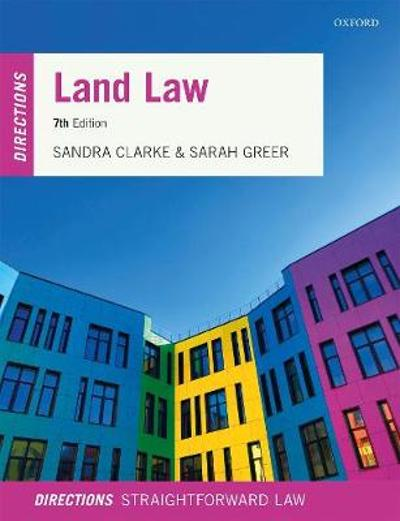 Land Law Directions - Sandra Clarke