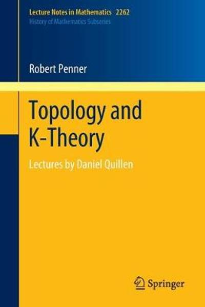 Topology and K-Theory - Robert Penner
