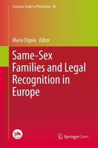 Same-Sex Families and Legal Recognition in Europe - Marie Digoix