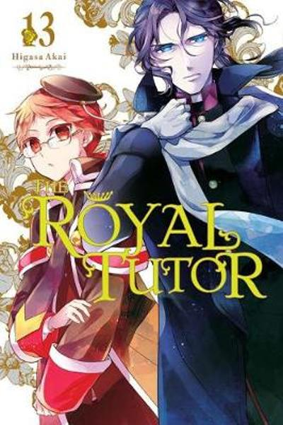 The Royal Tutor, Vol. 13 - Higasa Akai