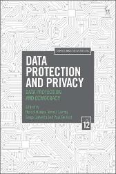Data Protection and Privacy - Dara Hallinan Ronald Leenes Serge Gutwirth Paul de Hert