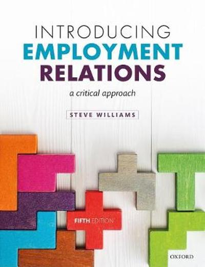 Introducing Employment Relations - Steve Williams