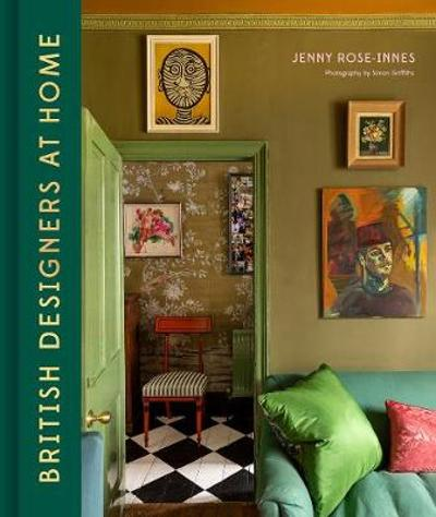 British Designers At Home - Jenny Rose-Innes