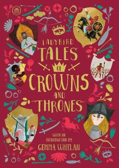 Ladybird Tales of Crowns and Thrones - Yvonne Battle-Felton