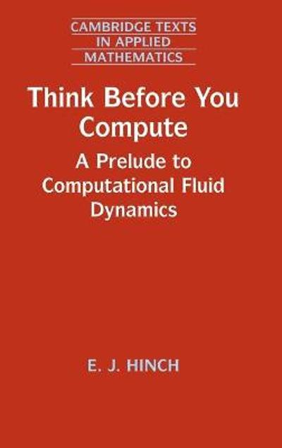 Think Before You Compute - E. J. Hinch