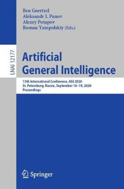 Artificial General Intelligence - Ben Goertzel