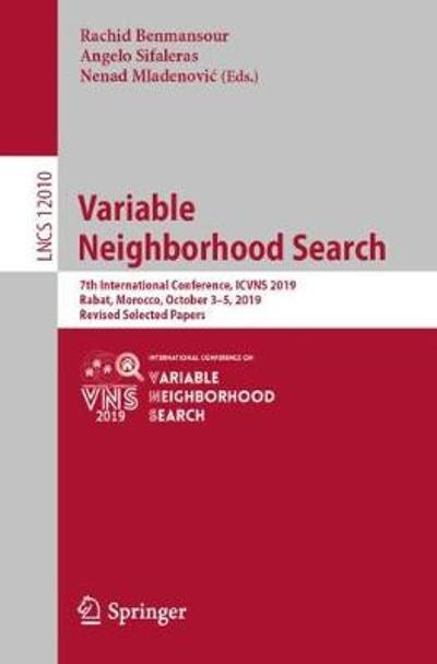 Variable Neighborhood Search - Rachid Benmansour