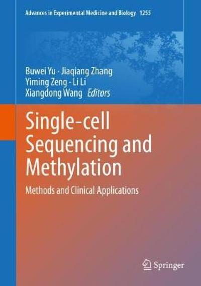 Single-cell Sequencing and Methylation - Buwei Yu