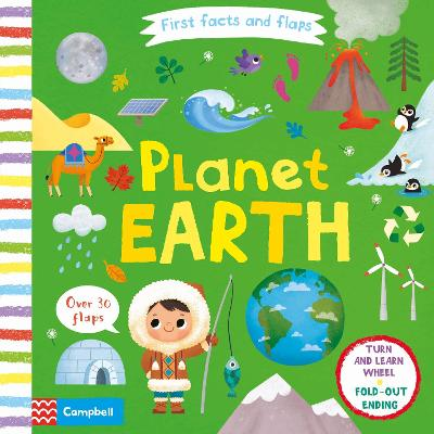 Planet Earth - Campbell Books