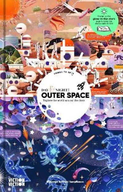 Day & Night: Outer Space -