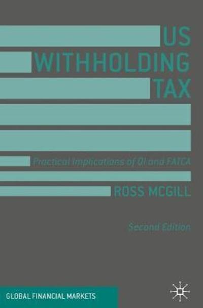 US Withholding Tax - Ross McGill