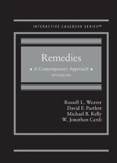 Remedies - Russell L. Weaver