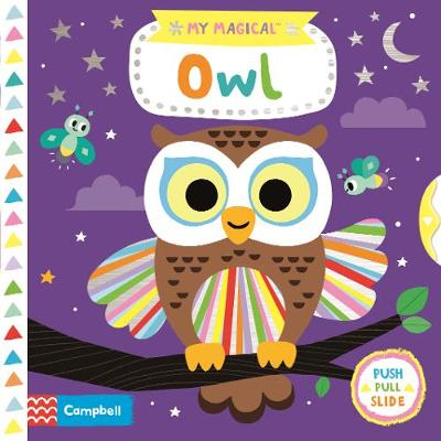 My Magical Owl - Campbell Books