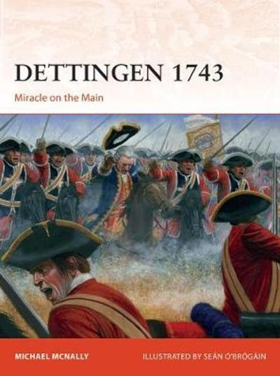 Dettingen 1743 - Michael McNally