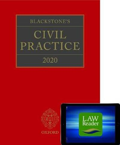 Blackstone's Civil Practice 2020: Digital Pack - Stuart Sime
