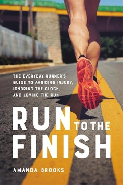 Run to the Finish - Amanda Brooks
