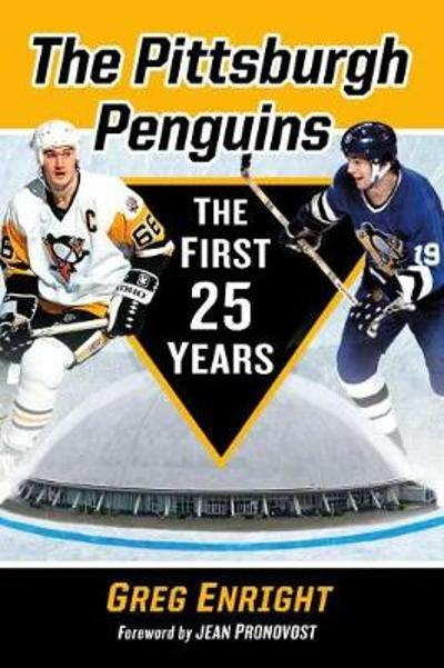 The Pittsburgh Penguins - Greg Enright