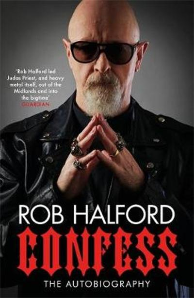 Confess - Rob Halford